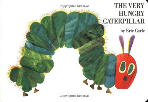 The Very Hungry Caterpillar bo...