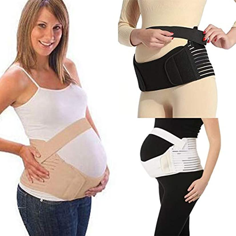 弱まる主観的対立Breathable Maternity Belt Pregnancy Abdomen Support Abdominal Binder Girdle Athletic Bandage Postpartum Recovery...