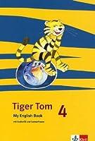 Tiger Tom. Activity Book mit CD-ROM und Audio-CD. 4. Schuljahr. Nordrhein-Westfalen und Hamburg