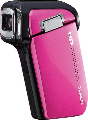 SANYO ハイビジョン デジタルムービーカメラ Xacti (ザクティ) DMX-HD800 ピンク DMX-HD800(P)