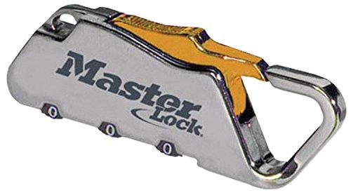 Master Lock 【正規輸入品】 ナンバー可変式ロック...