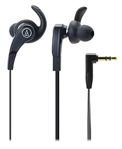 audio-technica SONIC FUEL カナル型イヤホン ブラック ATH-CKX9 BK