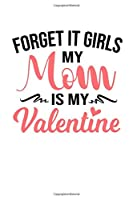 Notebook: Valentine Young Children Love Sweet Mom Gift 120 Pages, 6X9 Inches, Lined / Ruled