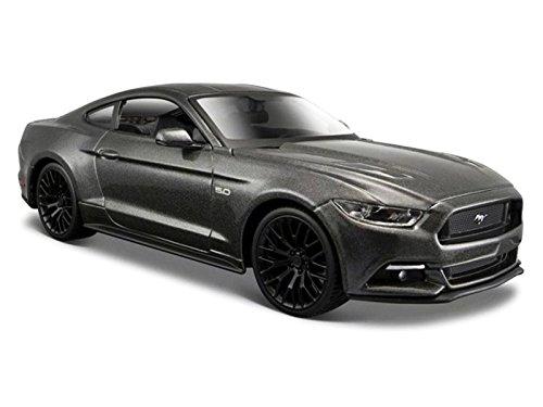 マイスト Maisto 1/24 フォード マスタング 2015 Ford Mustang GT 5.0 Classic Modern Muscle モデル Car ダイキャストカー アメ車 Diecast Model オフロード ミニカー [並行輸入品]