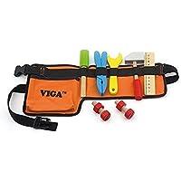 Vigaおもちゃ木製ツールベルト