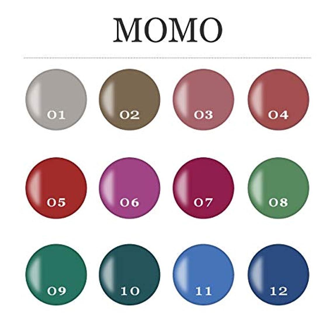 保険エキサイティング亜熱帯カラージェル MOMO-06 by nail for all