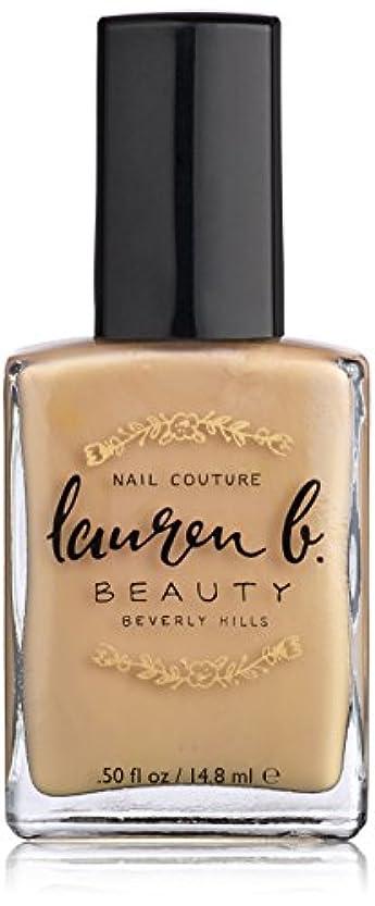 かけがえのない喉が渇いたかび臭いLauren B. Beauty Nail Polish - #Nude No. 2 14.8ml/0.5oz