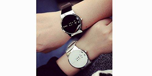 【ノーブランド品】腕時計 時計 ペアウォッチ セット ビック...