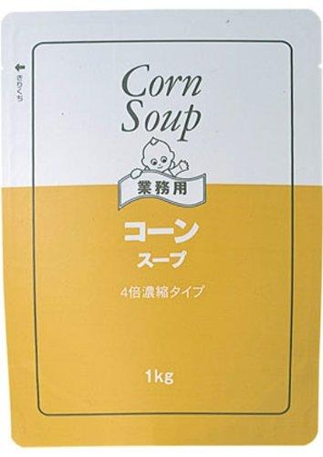 キューピー コーンスープ 4倍濃縮タイプ 1Kg