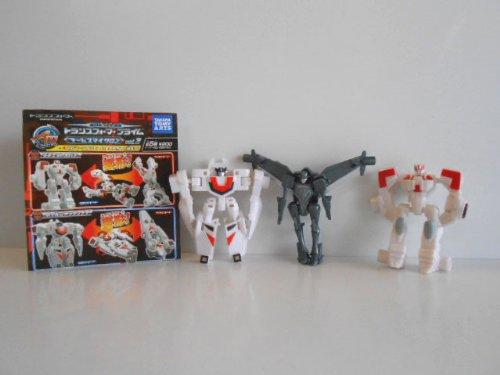 トランスフォーマー プライム アームズ マイクロン 3 全3種 :全3種 1 オートボット ラチェットスパナ 2 オ