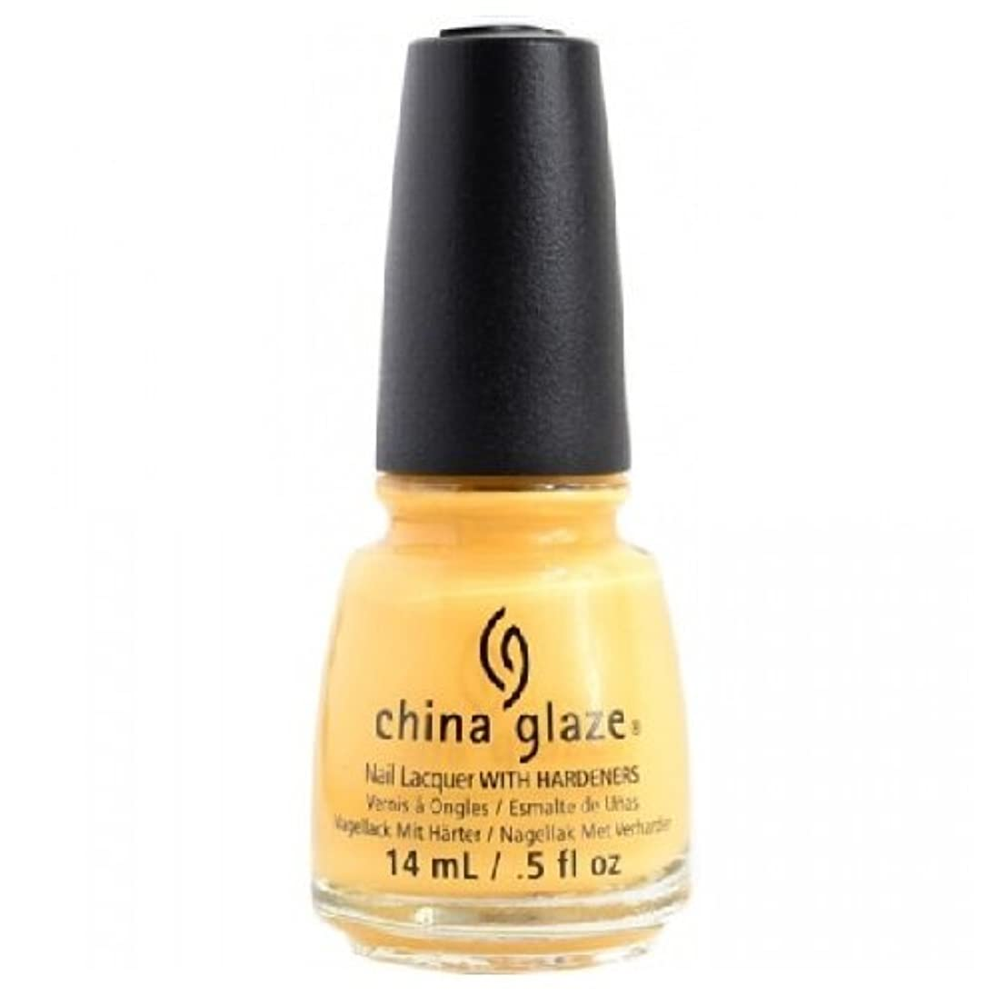 CHINA GLAZE Nail Lacquer - Art City Flourish - Metro Pollen-Tin