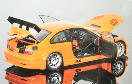 12106 BMW M3GTR
