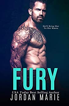 Fury (Savage MC--Tennessee Chapter Book 4) by [Marie, Jordan]