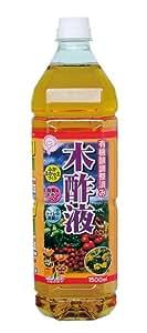 トヨチュー 有機酸調整済み 木酢液 1000ML