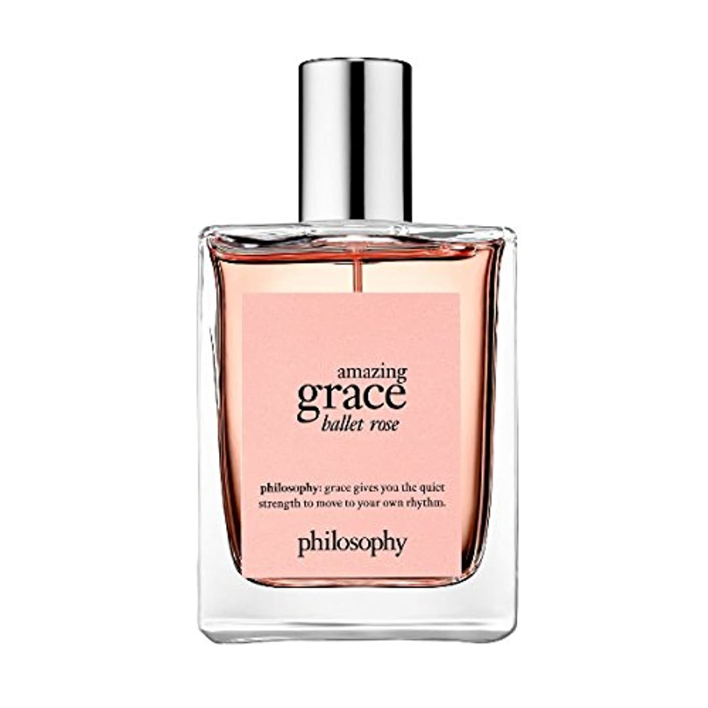 抑圧者認知漁師PHILOSOPHY, New!! Amazing Grace Ballet Rose Eau de Toilette 60 mL [海外直送品] [並行輸入品]