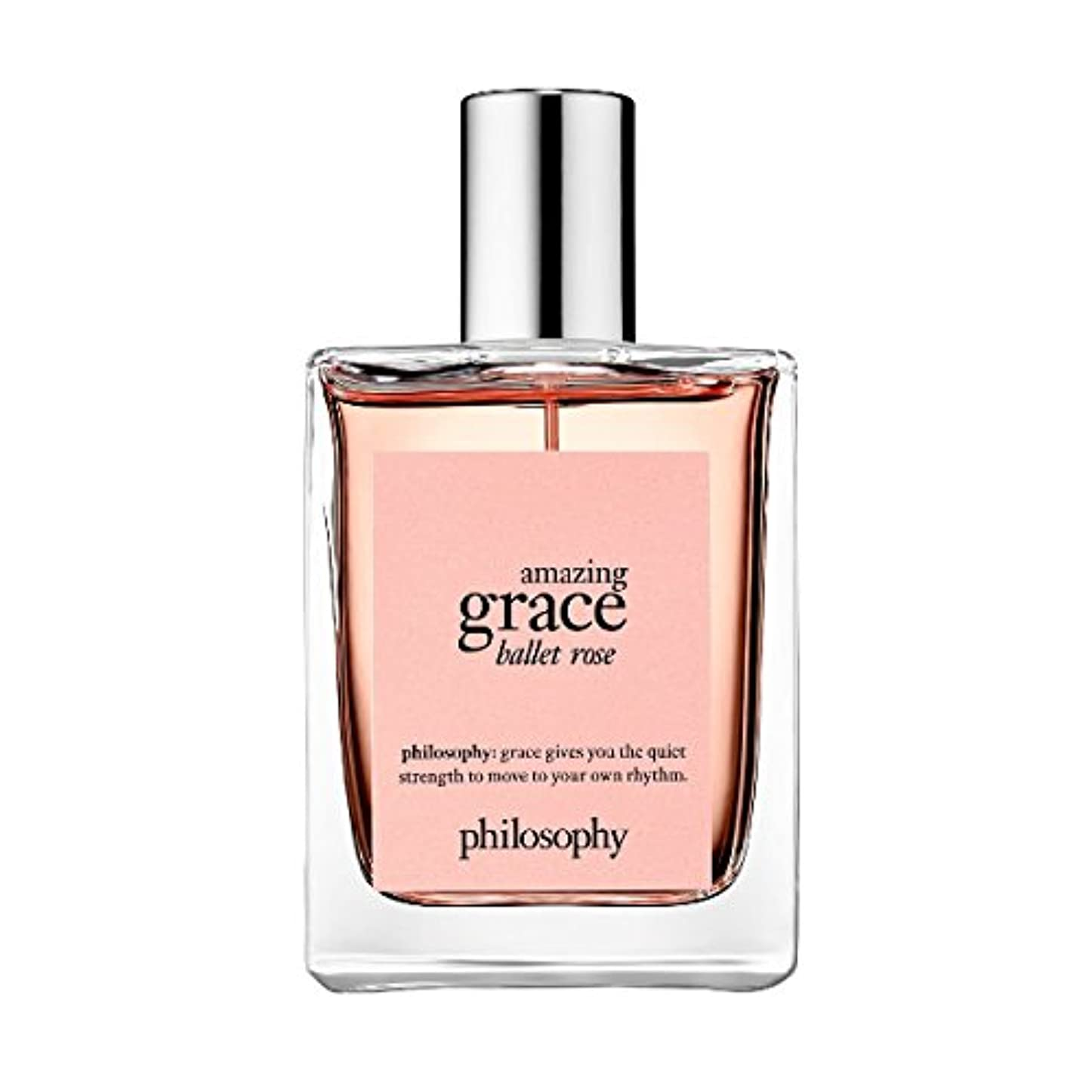 区別オーバーフロー盲目PHILOSOPHY, New!! Amazing Grace Ballet Rose Eau de Toilette 60 mL [海外直送品] [並行輸入品]