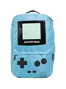 Nintendo Backpack Game Boy Shaped 新しい 公式 グレー retro Bag