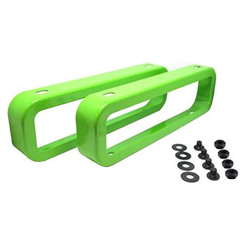 タイムリー GSTAGE ガラステーブル用 脚2本セット [ グリーン ] GSTAGE-LEGSG