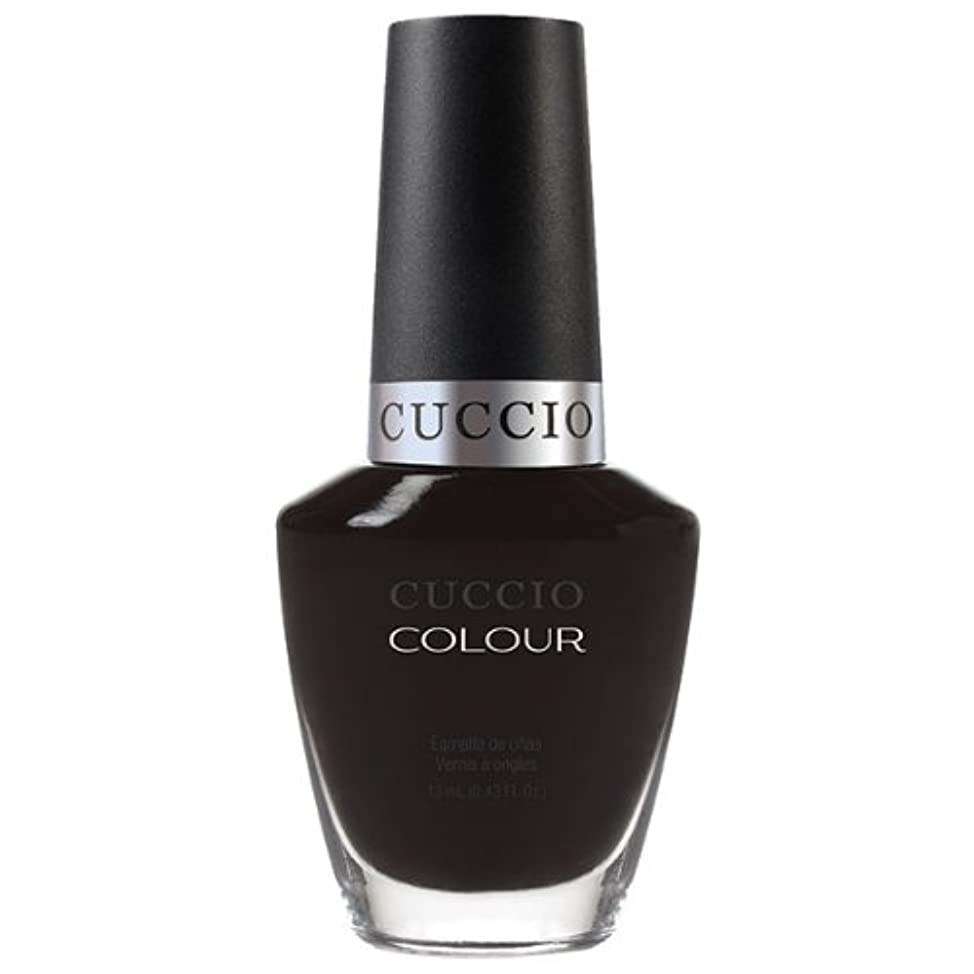 炭素絶対の緊急Cuccio Colour Gloss Lacquer - 2AM In Hollywood - 0.43oz / 13ml