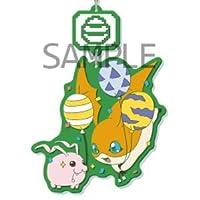 デジモンシリーズ キャラゆらラバーストラップ [D.トコモン&パタモン](単品)