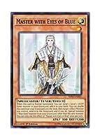 遊戯王 英語版 SHVI-EN021 Master with Eyes of Blue 青き眼の祭司 (ノーマル) 1st Edition