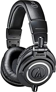 audio-technica プロフェッショナルモニターヘッドホン ATH-M50x ブラック (B00HVLUR86) | Amazon price tracker / tracking, Amazon price history charts, Amazon price watches, Amazon price drop alerts