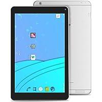 YUNTAB(JP)10.1インチタブレットPC A108 tablet Android 7.1対応 RAM 1GB+ROM 16GB 1280*800 IPS液晶 64ビット クアッドコア デュアルカメラ/Wi-Fi/BT4.0(銀色)