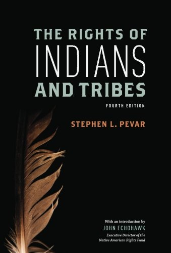 Download The Rights of Indians and Tribes 0199795355