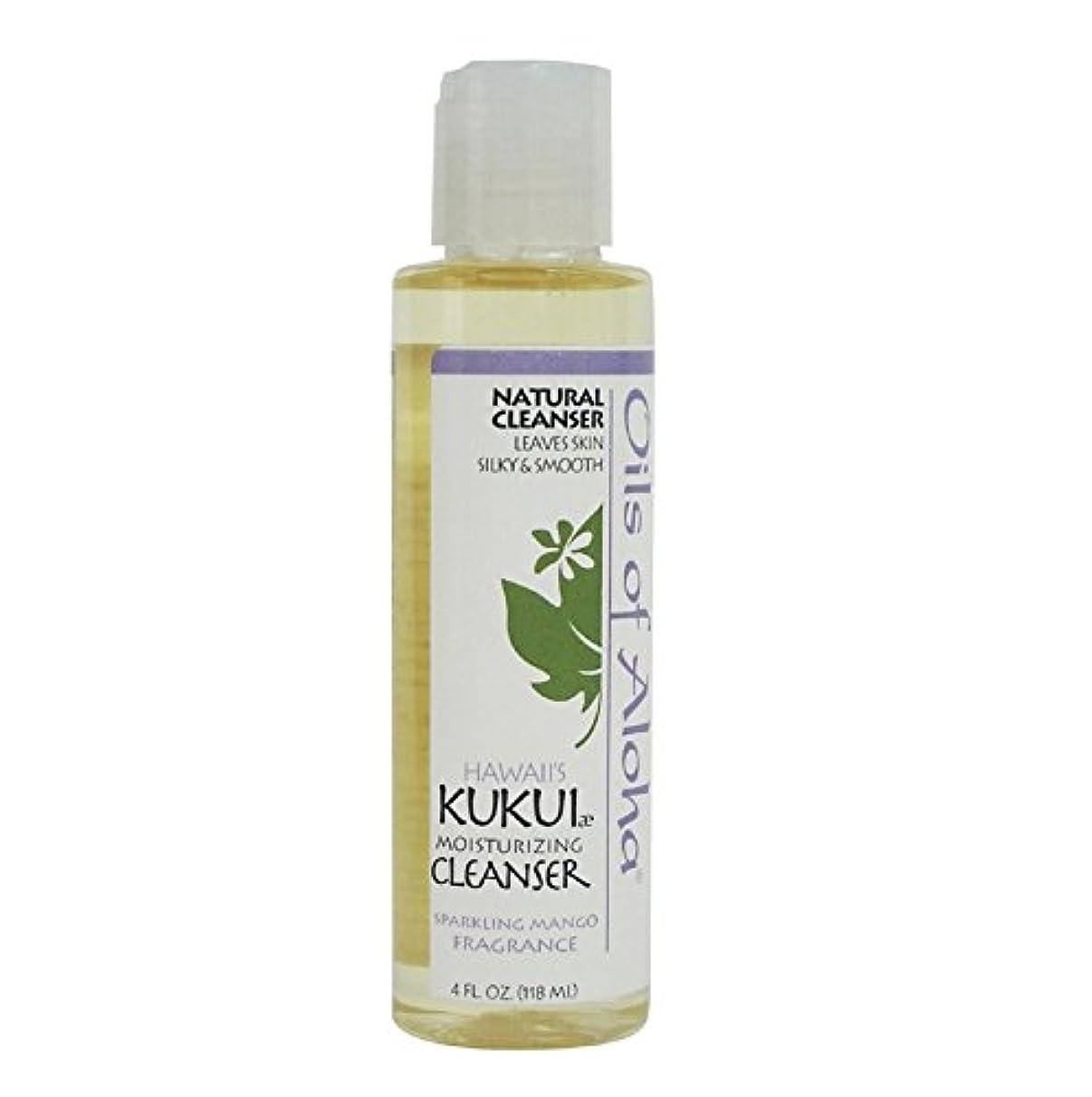 市民反響する反響するKukui Moisturizing Cleanser/118ml/4oz/クレンジングオイル