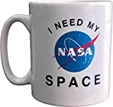 NASA公認マグカップ(アイ・ニード・マイ・スペース)・インサイニア(ミートボール)