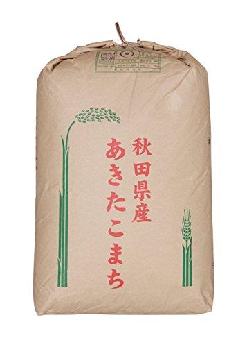 玄米 秋田県産あきたこまち 30kg 令和元年産