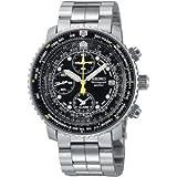 [セイコー]SEIKO セイコー クロノグラフ パイロット 海外モデル 逆輸入 腕時計 SEIKO クロノグラフ SNA411P1 セイコー/SEIKO