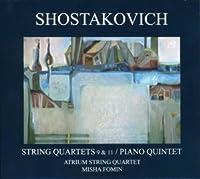 String Quartets 9 & 11/Pi