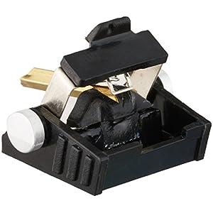 JICO レコード針 SHURE VN-45HE用交換針 Sダエン針 192-VN45HE