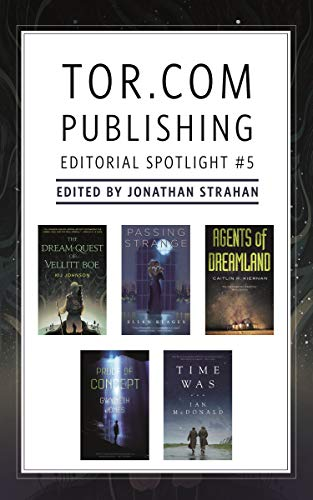Tor.com Publishing Editorial Spotlight #5: A Selection of Novellas (English Edition)