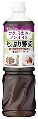 ミツカン コクとうまみ たっぷり野菜 1L [8510]