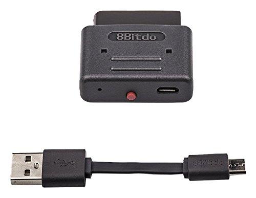 8BITDO RetroReceiver FOR SFC 【スーパーファミコン 、 レトロフリーク 用】