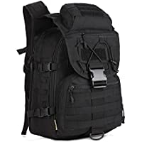 YuHan 40L Tactical Backpack Military Army Combat Rucksack Trekking Rucksack MOLLE Hiking Backpack