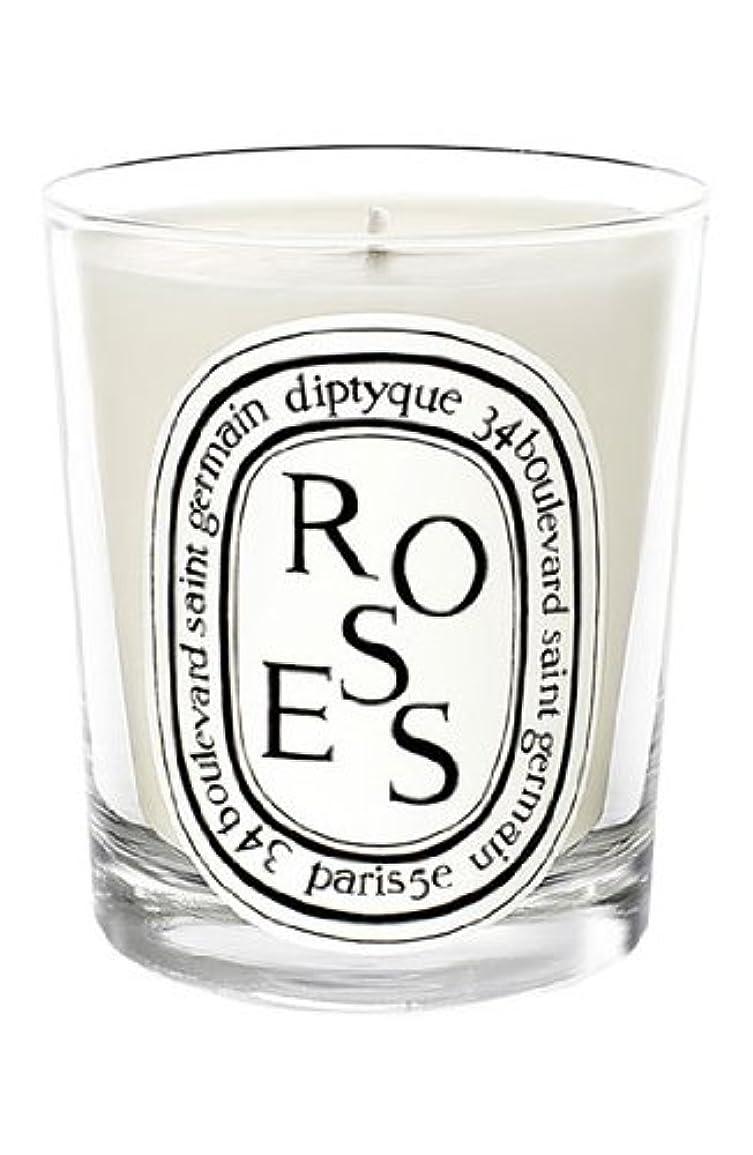 姿勢ぬれた石灰岩Diptyque - Roses Candle (ディプティック ロージーズ キャンドル) 70 g