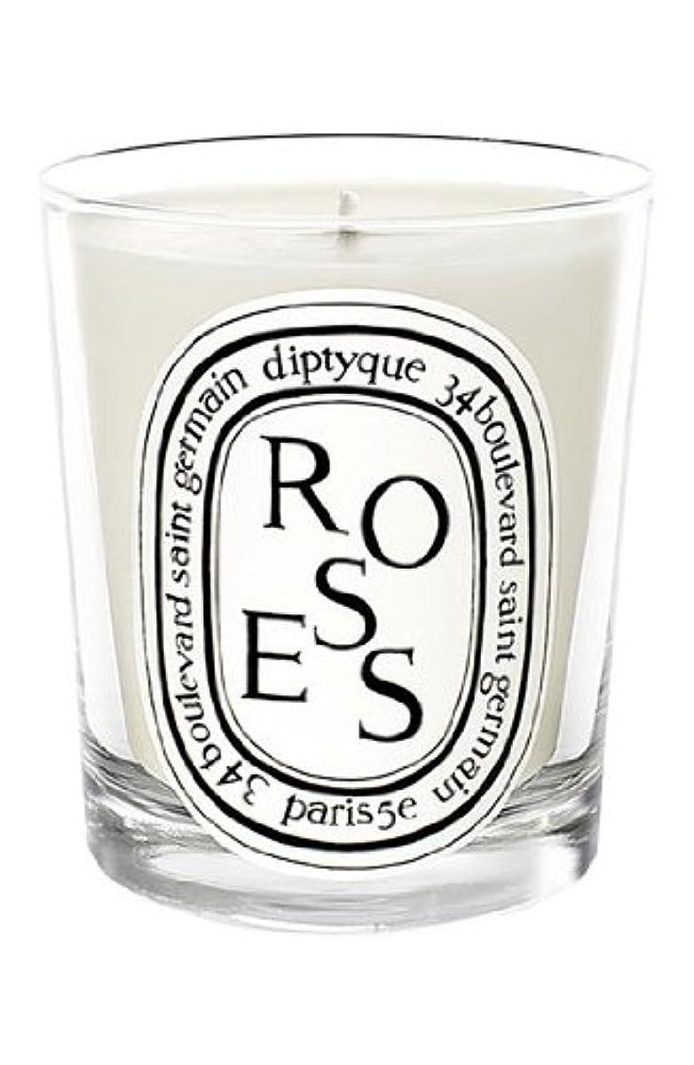 文芸スーツケースプレートDiptyque - Roses Candle (ディプティック ロージーズ キャンドル) 70 g