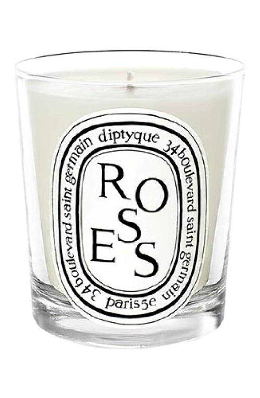 掻く荒野変動するDiptyque - Roses Candle (ディプティック ロージーズ キャンドル)195 g