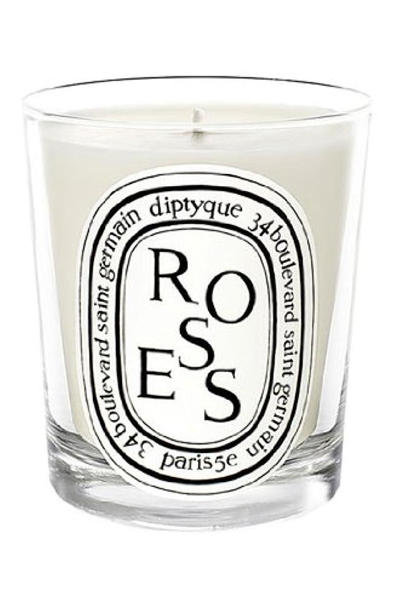 輝く料理主流Diptyque - Roses Candle (ディプティック ロージーズ キャンドル) 70 g