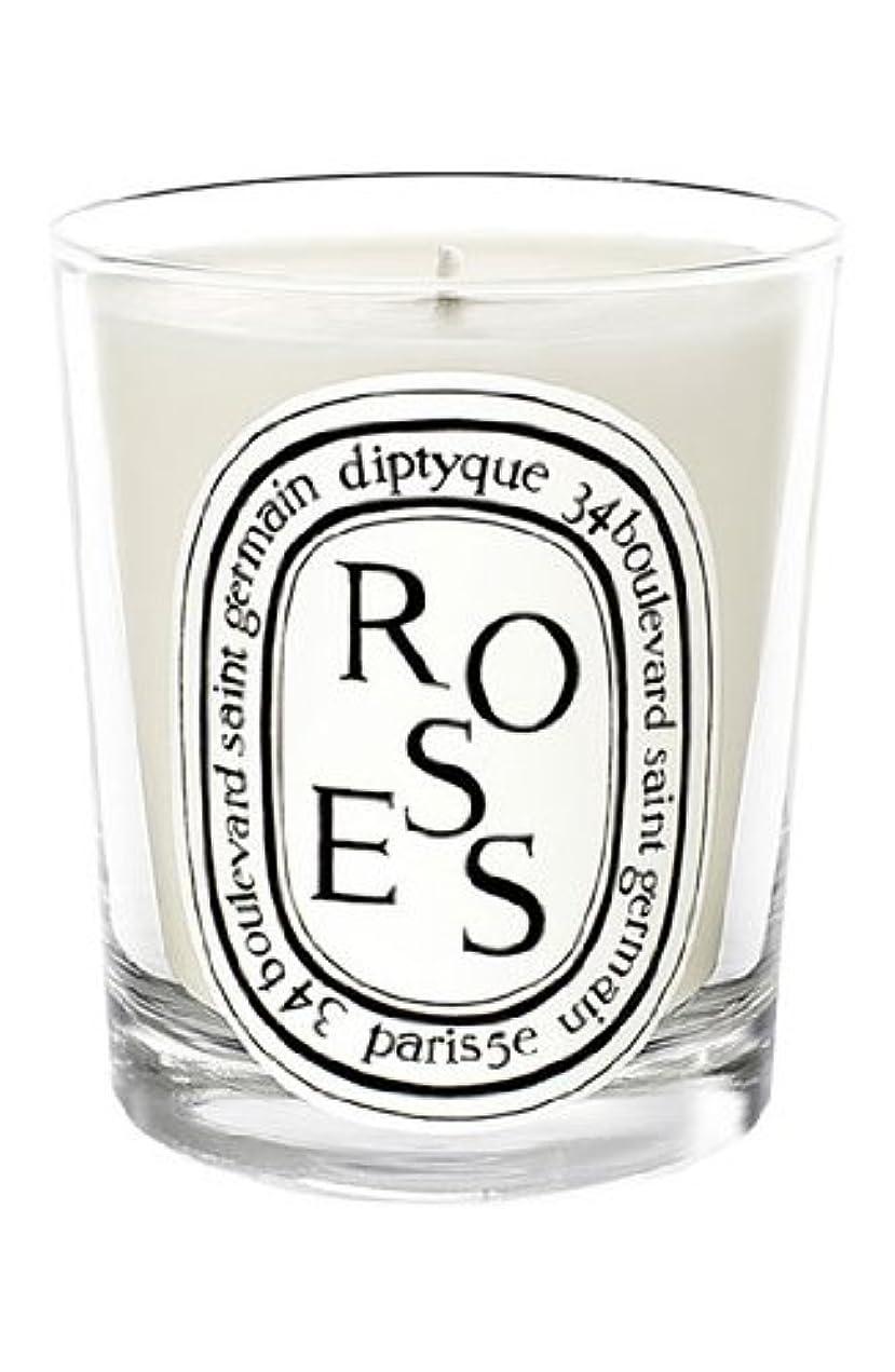 眉砲兵楽しむDiptyque - Roses Candle (ディプティック ロージーズ キャンドル)195 g