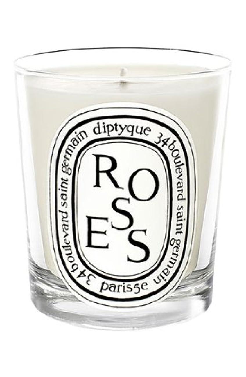 航空パラメータスプリットDiptyque - Roses Candle (ディプティック ロージーズ キャンドル)195 g