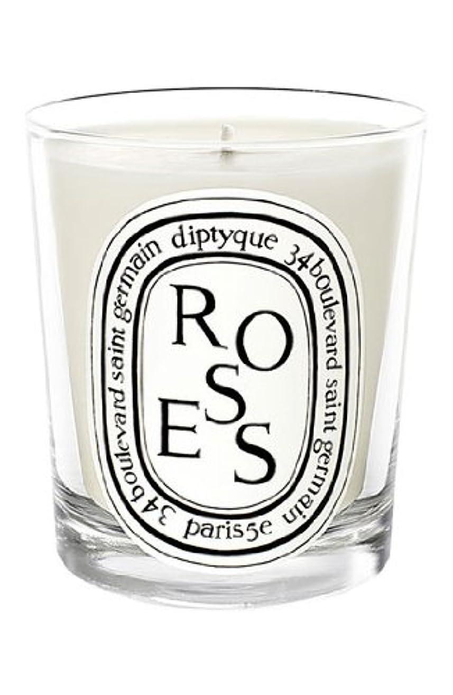 年次批判的放棄Diptyque - Roses Candle (ディプティック ロージーズ キャンドル) 70 g