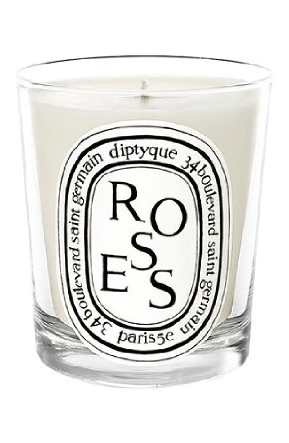 まとめる休暇サルベージDiptyque - Roses Candle (ディプティック ロージーズ キャンドル)195 g