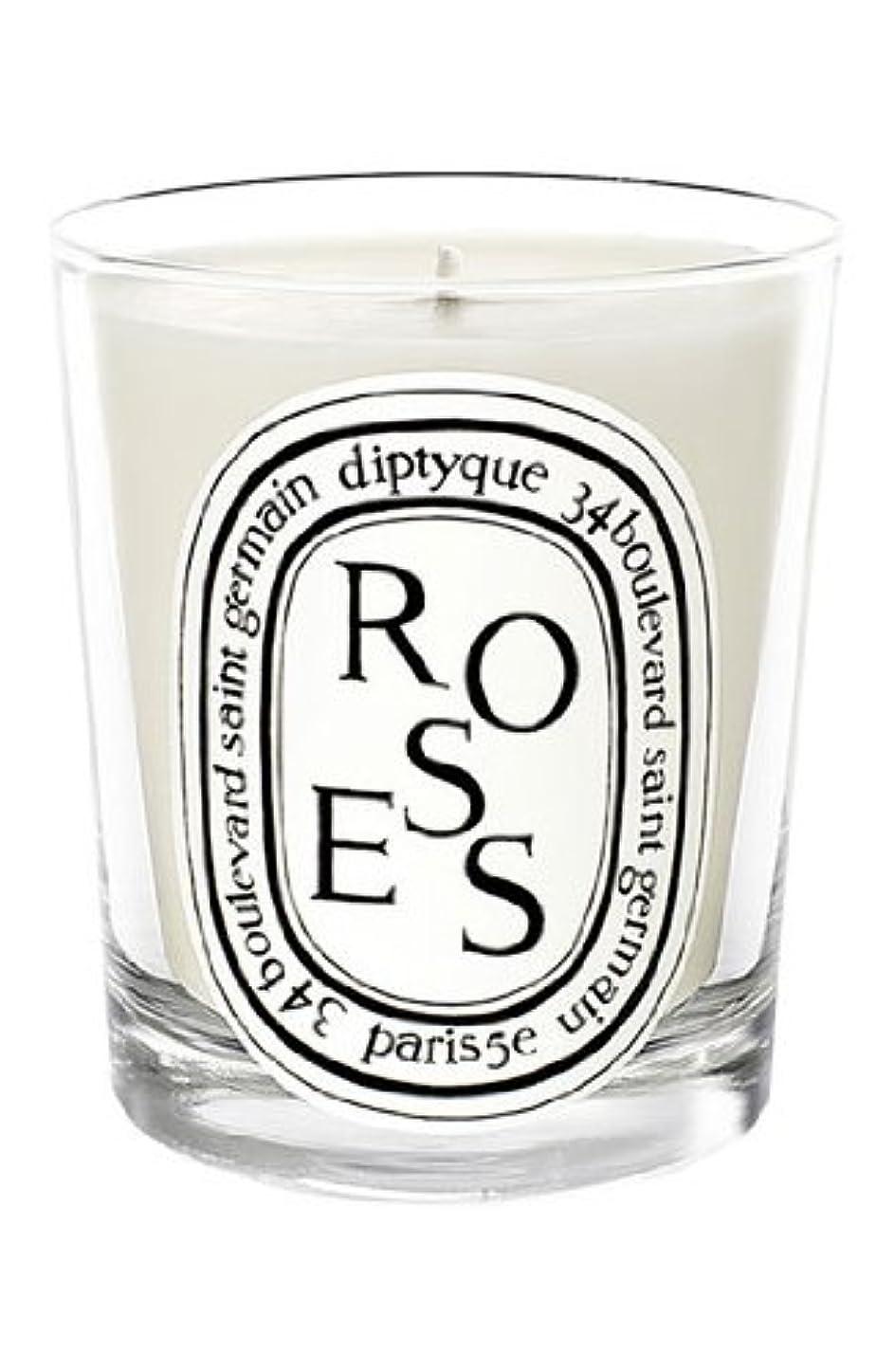 サーバ生き返らせる刑務所Diptyque - Roses Candle (ディプティック ロージーズ キャンドル)195 g