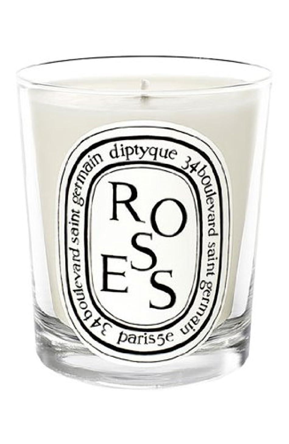 津波感じ大使館Diptyque - Roses Candle (ディプティック ロージーズ キャンドル)195 g