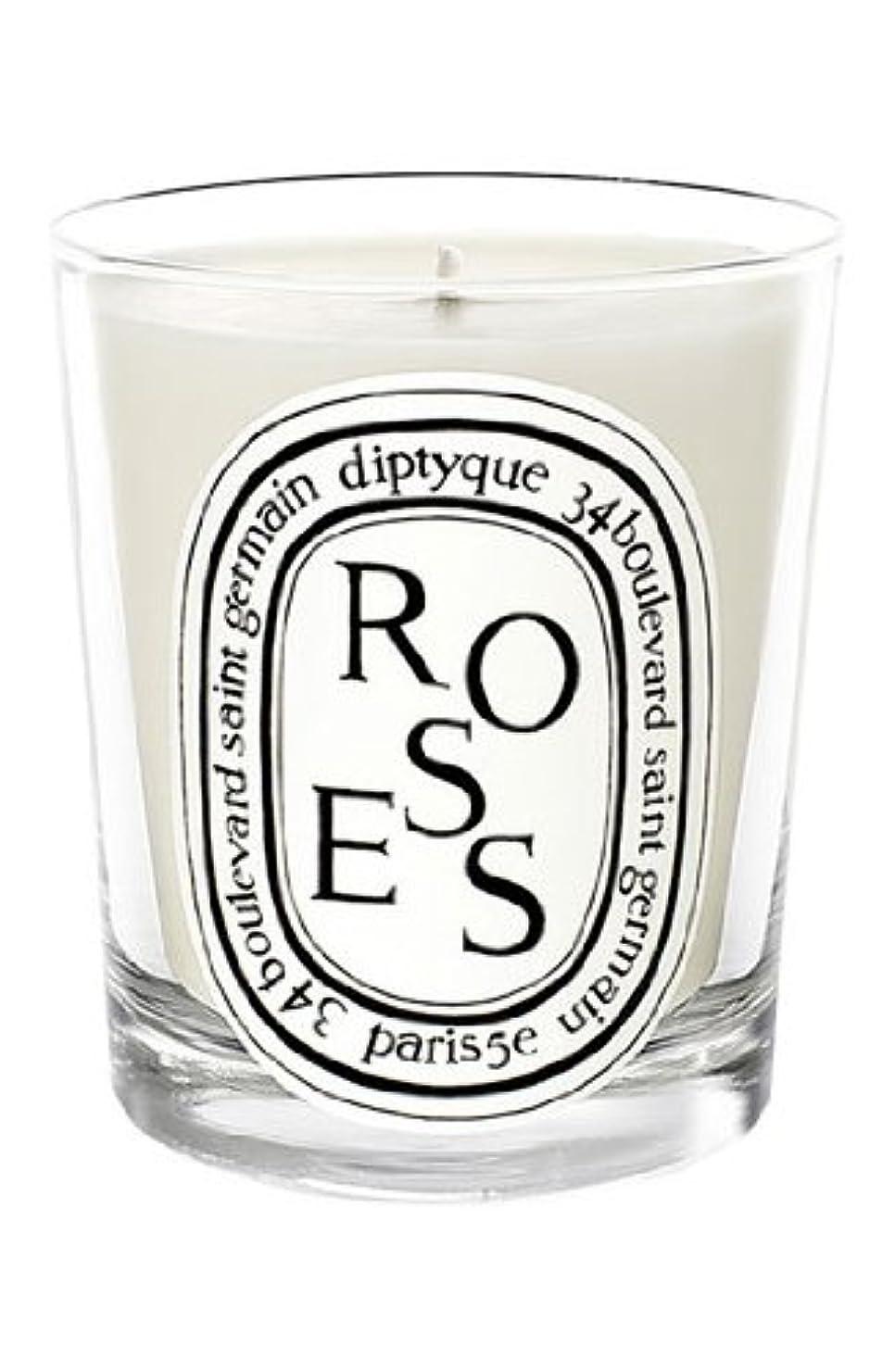 社員プロテスタント捕虜Diptyque - Roses Candle (ディプティック ロージーズ キャンドル)195 g
