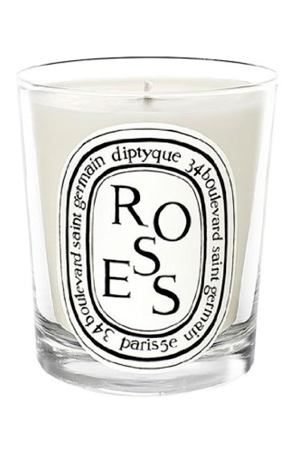 インストール対角線百年Diptyque - Roses Candle (ディプティック ロージーズ キャンドル)195 g